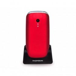 MOVIL SMARTPHONE THOMSON SEREA63 ROJO