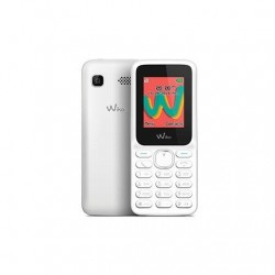 MOVIL SMARTPHONE WIKO LUBI5 PLUS DS BLANCO