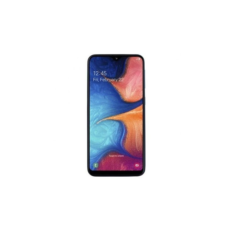 MOVIL SMARTPHONE SAMSUNG GALAXY A20E DS A202 3GB 32GB AZUL