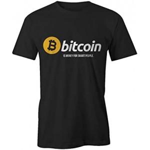 Camisa Bitcoin