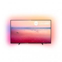 TELEVISIoN LED 43 PHILIPS 43PUS6704 4K UHD SAPHI NEGRO