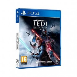 JUEGO SONY PS4 STAR WARS JEDI FALLEN ORDER