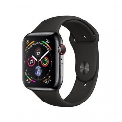 APPLE WATCH SERIES 4 GPS CELL 40MM SPACE BLACK ST