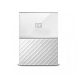 DISCO DURO EXT USB30 25 2TB WD MY PASSPORT BLANCO