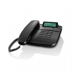 TELEFONO FIJO DIGITAL GIGASET DA610 NEGRO