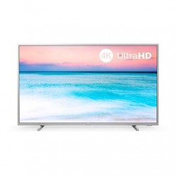 TELEVISIoN LED 43 PHILIPS 43PUS6554 4K UHD SAPHI PLATA