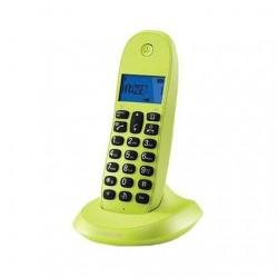 TELEFONO INALAMBRICO DECT DIGITAL MOTOROLA C1001LB